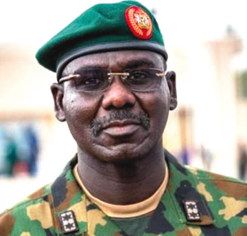 Buratai moves army unit to Buhari's hometown, Daura
