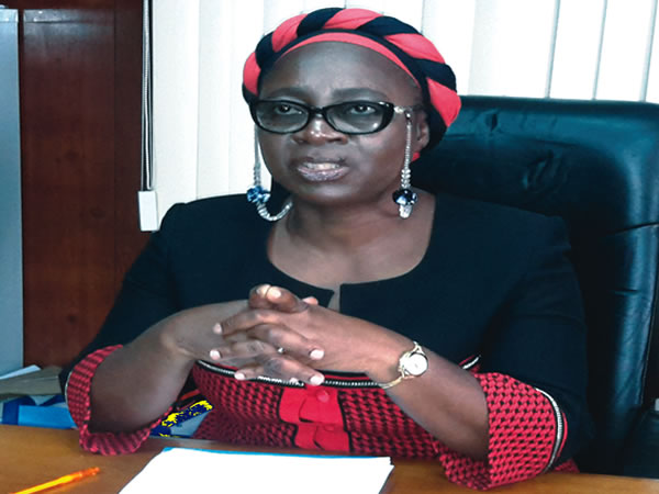 Image result for Chief Executive Officer, AXA Mansard Insurance Plc, and Chairman, Organising Committee, National Insurance Conference. Mrs. Yetunde Ilori